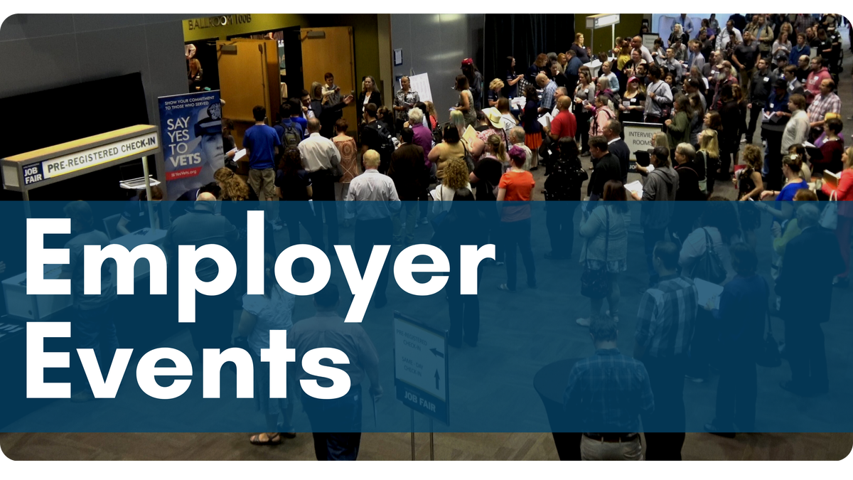 Employer Events